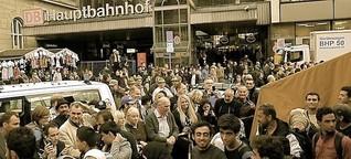 05.09.15  18.06  Uhr  München Hauptbahnhof