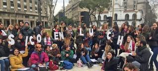 Universitäten im Streik