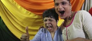 Kommentar Homosexualität Indien: Die Welt ist eine Familie