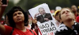 Wahlen in Brasilien: Aus der Zelle zurück an die Macht?