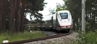 Eröffnung ICE-Strecke München-Berlin