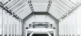 Nio - der neue Konkurrent für Tesla in der Schweiz