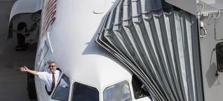 Swiss stellt sich auf Pilotenmangel ein