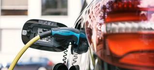 Elektroautos: Verkäufe steigen rasant