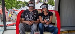 Geisterbahn lehrt Prater-Besuchern mit Virtual Reality das Fürchten