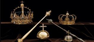 Schweden: Kronjuwelen aus Dom gestohlen, Diebe fliehen im Boot