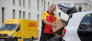 Bots für den Briefträger: So geht Digitalisierung bei der Deutschen Post