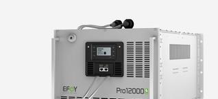 SFC Energy-Aktie // Brennstoffzelle-Strom elektrisiert den Kurs [1]