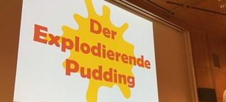 Bei der WissensNacht Ruhr haben viele Familien gestern Abend experimentiert und geforscht.