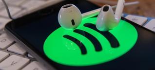 Hört, hört: Spotify wird zehn Jahre alt