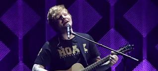 Ed Sheeran verdiente 2017 am meisten auf Spotify