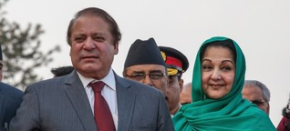 Kulsoom Nawaz, formidable three-times first lady of Pakistan, remembered
