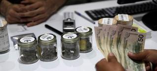 Marijuana stocks hit all-time high