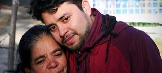 La historia de Carlos Haas, un alemán que pudo hallar a su madre biológica
