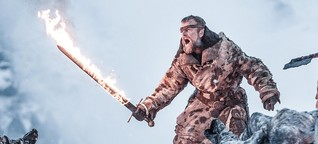 Ende siebte Staffel Game of Thrones: Zottelige All-Star-Combo in Flokati