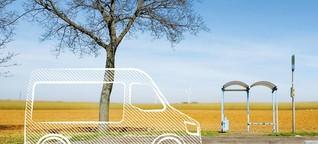 Mobilität auf dem Land: Per Algorithmus über die Dörfer