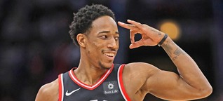 NBA: Sie schämen sich nicht mehr
