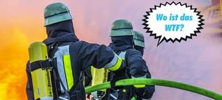 9 Codes der Feuerwehr, die für dich viel zu heiß sind