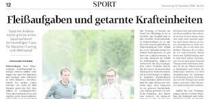 Auf einen Lauf mit Andreas Kuhlen