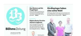 Benefizspiel der Böhme-Zeitung