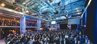 """Worldwebforum-Gründer Hediger: """"Im Silicon Valley redet niemand von Digitalisierung"""""""