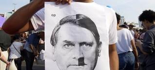 Brasilien-Wahlen 2018: Warum wählen so viele einen rechtsextremen Kandidaten?