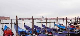Auguri! Silvester in Venedig ohne Böller ist der Knaller.