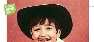 Als ich Kind war: Cem Özdemir
