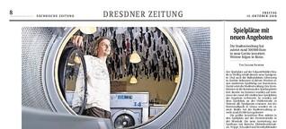 Das Geschäft mit der dreckigen Wäsche