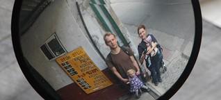 Around-the-World-Blog: Mit Baby auf Weltreise - SPIEGEL ONLINE - Reise