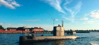 Ein Tüftler, sein U-Boot und eine verschwundene Journalistin