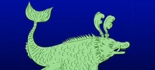 Geschichten aus der Tiefsee: Monster der Meere - Mythos und Wahrheit | BR.de