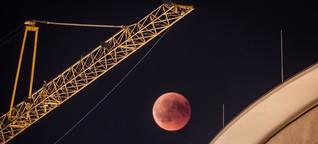 China plant einen künstlichen Mond - echt jetzt!