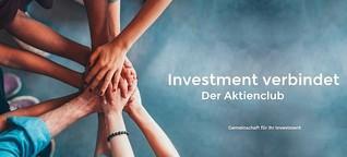 Warum sollte ich einem Investmentclub beitreten?