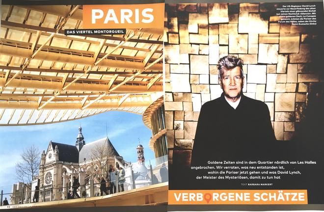 Paris: Verborgene Schätze