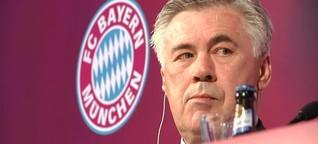FC Bayern schmeißt Carlo Ancelotti raus