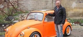 Warum der VW Käfer im Westjordanland so beliebt ist