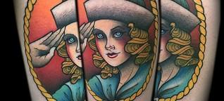 Die Tattoo-Therapie (Psychologie Heute)