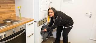"""Rettung vor der Obdachlosigkeit: """"Hier wurde ich aufgefangen"""""""