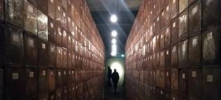 Erinnerungsort für die Zwangsarbeiter der Völklinger Hütte [1]