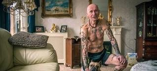 Diese Fotos zeigen, wie Tattoos im Alter aussehen