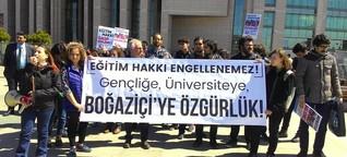 Festnahmen an Istanbuler Uni: Kein Raum für Afrin-Proteste