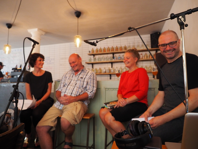 Live-Podcast: HHopcast Bier Talk am Tresen