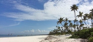 Unser Geheimtipp: Matemwe Beach auf Sansibar | Elefant-Tours