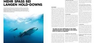Primesurfing:Luft anhalten mit Hanli Prinsloo