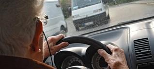 Pro und Kontra: Autofahren im Alter: Was spricht dagegen - was dafür?