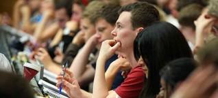 Ersti-ABC: Schnelle Hilfe für orientierungslose Uni-Anfänger