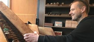 Auf eine Zigarre mit dem Zigarrenmacher