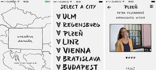 Creative Danube App