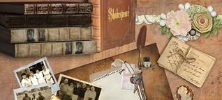Postkarte für Herrn Altenkirch